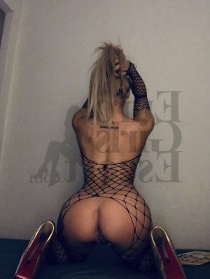 Izaline erotic massage in Yorkville Illinois, escort