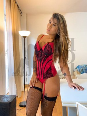 Adyson escort in Mililani Town and tantra massage