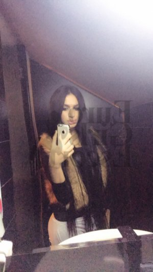 Lamya escort girl in Brecksville OH, massage parlor