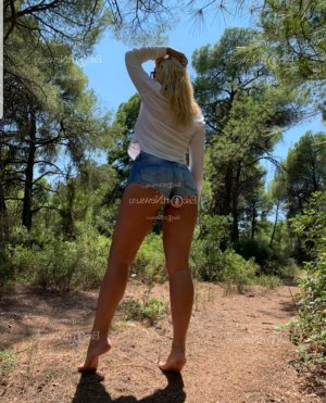 Cyrine escort girl