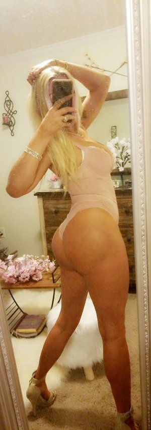 Imanne live escorts in Hidalgo, nuru massage
